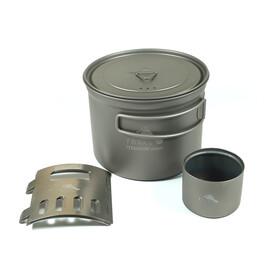 Toaks Titanium Campingkoger 0,9 liter